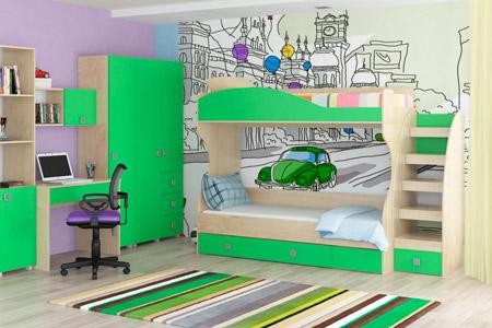 Мебель для детей на заказ
